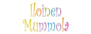 Iloinen Mummola, logo